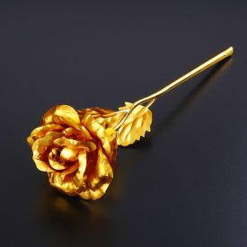 Golden Rose Gift